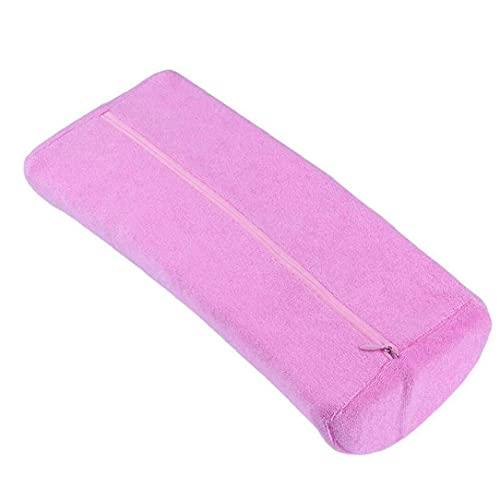 miscellaneous 3 PCS Arte de uñas Almohada de Mano Detachable Lavable Mano Resto Cojín Almohada Nail Art Soft Sponge Almohada Manicura Herramienta Moda Cuidado de uñas Suministre (Color : Pink)
