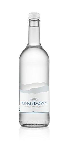 Kingsdown - Agua de manantial (1 ltr), 12 unidades