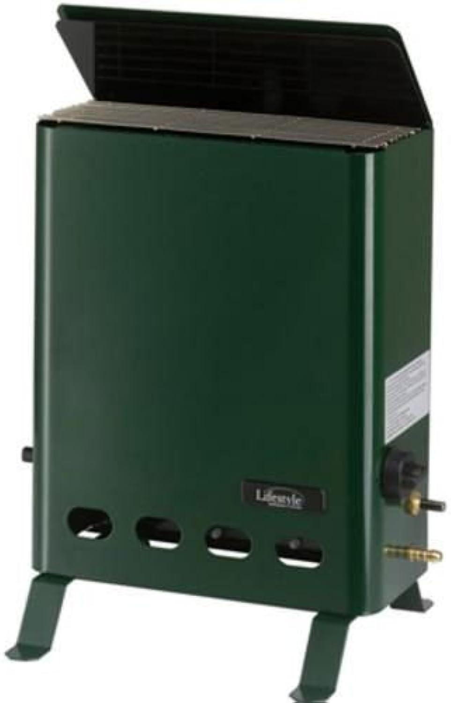2kw Thermostatically controlled Propane Greenhouse Heater inc Hose & Regulator