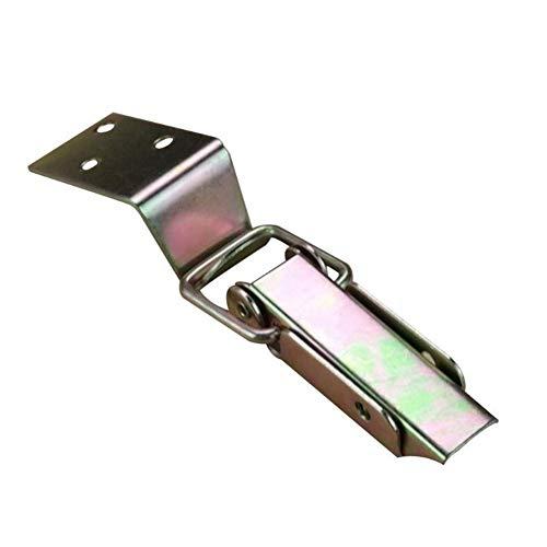 YIJIAN Captura de Madera Corchete de la Caja del Cerrojo de Cierre de la Cerradura de la joyería Caja de Metal del Cerrojo Bisagras for Muebles