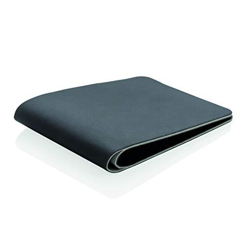 XD Design Quebec Funda de abonos de Transporte, 12 cm, Negro