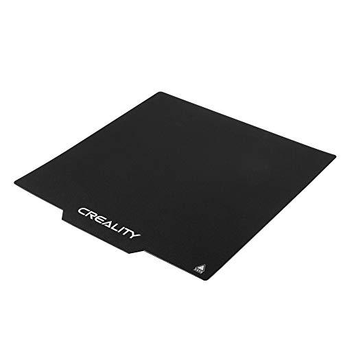 310 * 320mm Original Creality Flexible 2 en 1 Surface de construction de l'autocollant du foyer pour CR-10S Pro, CR-10S Pro, CR-X