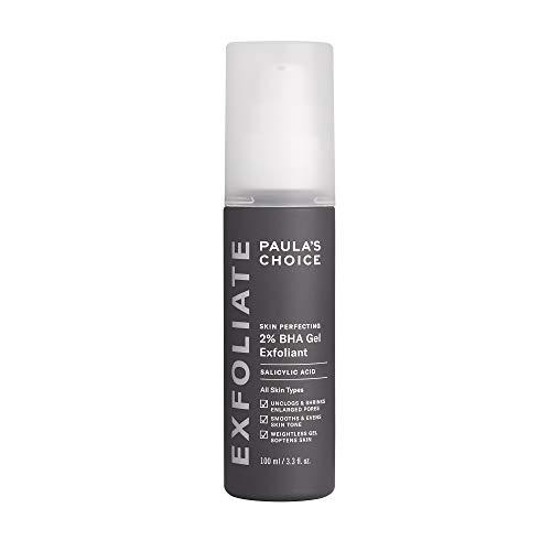 Paula's Choice-SKIN PERFECTING 2% BHA Gel Salicylic Acid Exfoliant, 3.3 Ounce Bottle