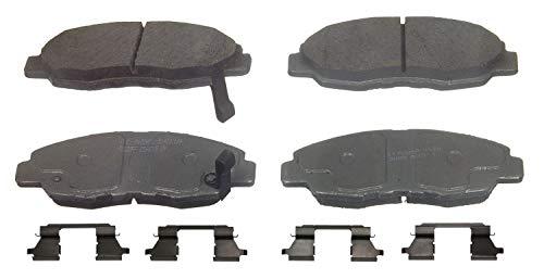 Wagner QC465A Ceramic Disc Brake Pad Set