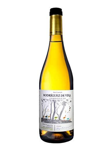 Rodriguez de Vera Chardonnay. DO Almansa. Vino de autor. Vino blanco. 75...