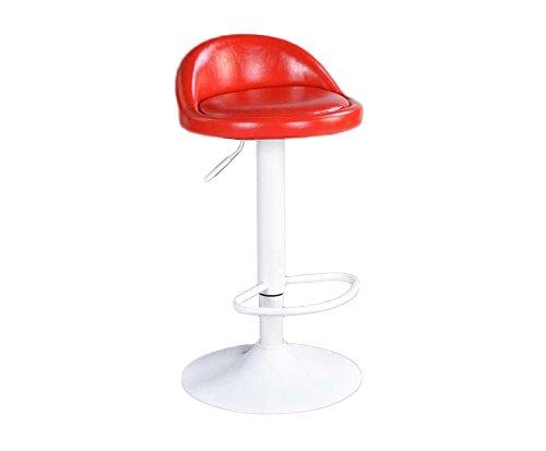 Zzddyy barkruk barstoel bar stoel assensor kruk hoge rugleuning voor het huis modern 72~92 cm hoog