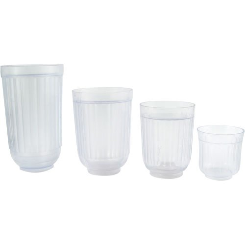 Diminishing Milk Glasses by Uday - Trick