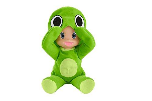 Cleo & Cuquin Mueco Cucu Cuqun, juguete de la Familia Telern (Mattel GBN41)