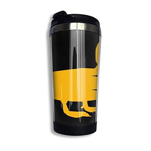DJNGN Duck Hodges (diseño original) Sudadera con capucha & pound; & uml; 1 & pound; Taza de viaje de café Taza Vaso aislado al vacío de acero inoxidable 13.5 oz