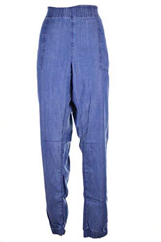 LUISA VIOLA Pantalone Jeans Donna Taglie COMODE (Elena Miro) 37