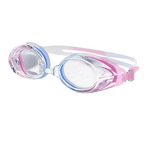 Gafas De Natación Damas Impermeables Y Anti-Niebla HD HD Profesional DE Sports Profesiones Goggles Goggles Goggles Equipadas con PROTECCIÓN UV