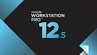 VMware Workstation 12.5 (1 PC- Lifetime Validity) Online Key Delivery