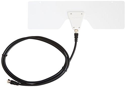 AmazonBasics Ultra Thin Indoor TV Antenna - 25 Mile Range