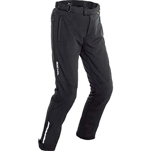 Richa Motorradhose Concept 3 Textilhose schwarz L, Herren, Tourer, Ganzjährig