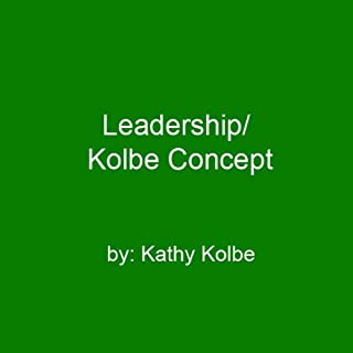 Leadership/Kolbe Concept cover art