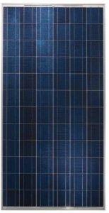 Yingli Solar 290W Poly SLV/WHT Solar Panel-YL...