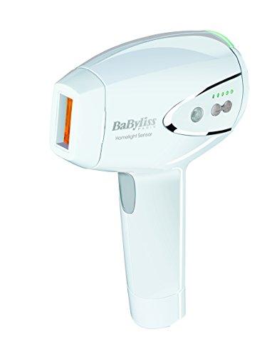 BaByliss G960E Lichtimpuls-Epilierer Homelight Sensor