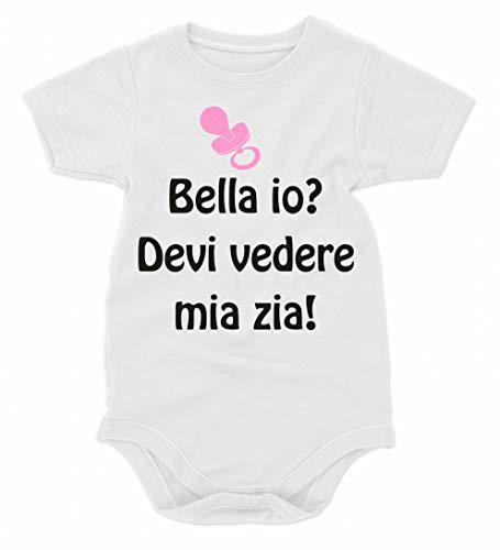 Body Divertenti Neonato bubbleshirt Body Neonato Maschietto Sono Come Il Mio pap/à