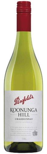 6x 0,75l - 2018er - Penfolds - Koonunga Hill - Chardonnay - Australien - Weißwein trocken