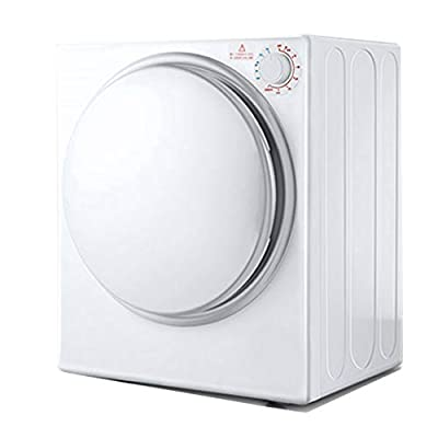 Dryer Small Tumble, Automatic 4kg Large-capacity Clothes, 3D Dynamic Kneading Drying, Maximum Noise 56DB, Can Remove Odor
