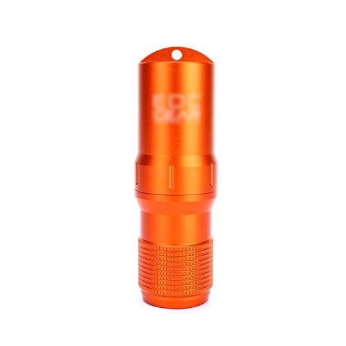 Botella de envase impermeable Botella de cápsula, para exteriores, para caminar