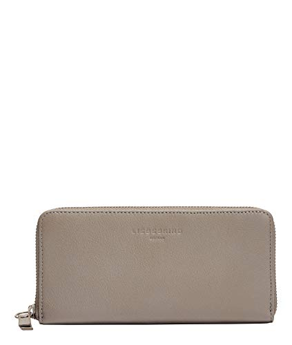 Liebeskind Berlin Gigi Portemonnaie, Large (10 cm x 19 cm x 2cm), honey grey