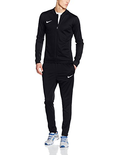 Nike Herren Academy 16 Knit Trainingsanzug - Schwarz (Black/White) , S