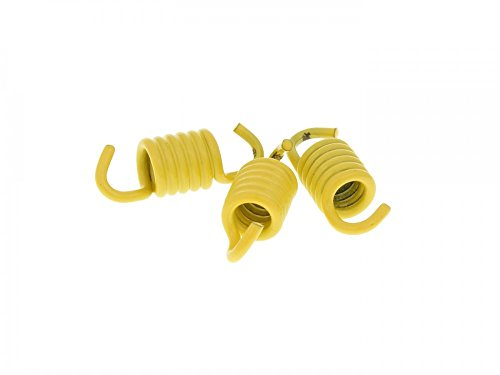 Kupplungsfedern MALOSSI Fly gelb 1,8mm für Generic-B05 Cracker 50 (Spin 50 GE)
