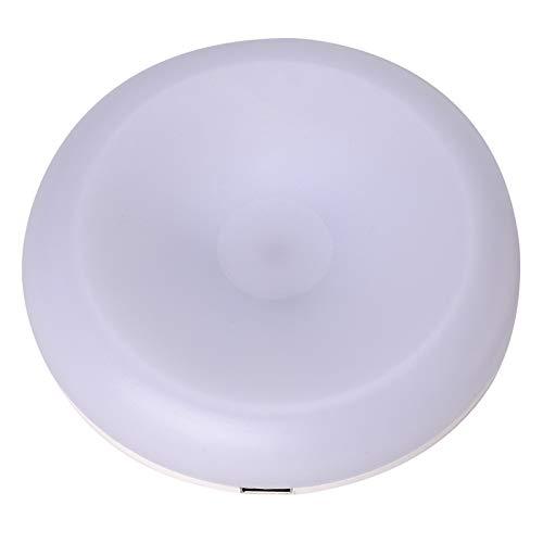 Lámpara Led Con Sensor Infrarrojo Inteligente Mesita De Noche Dormitorio Hogar Noche Batería Recargable Lámpara De Noche Pequeña Pasillo