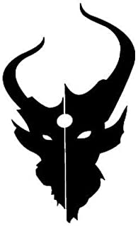Demon Hunter Rock Band - Sticker Graphic - Auto, Wall, Laptop, Cell, Truck Sticker for Windows, Cars, Trucks