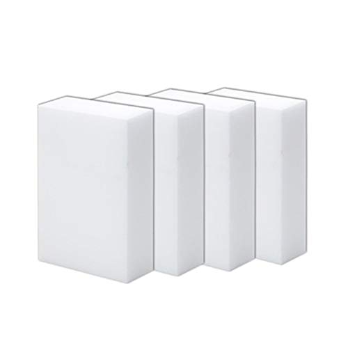 Esponja Magica Hogar Esponja Limpia, 40pcs Útiles de Limpieza for la Cocina del hogar Baño Multiuso (tamaño : 10×6×2cm)