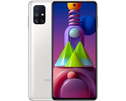Samsung Galaxy M51 Desbloqueado Branco 128GB Dual Sim Android 10.0 Tela 6.67