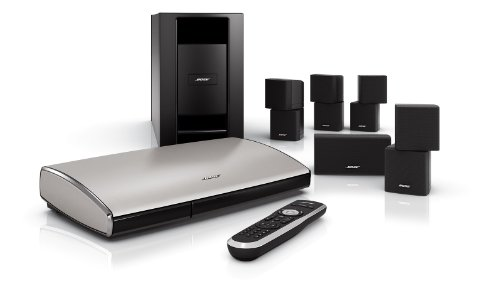 Bose Lifestyle T20 home theater system--Black (Discontinued by Manufacturer)