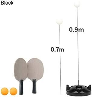 Aylincool 敏捷のためのラケットが付いている弾力があるシャフトの卓球の訓練は圧力を取り除きます