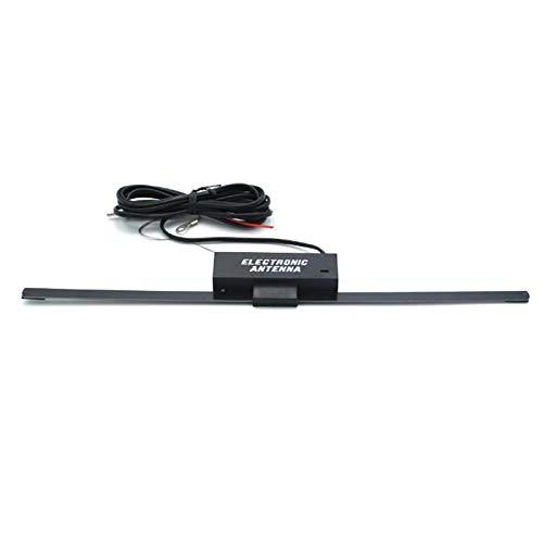 MODAUTO Antena para Interior, Colocar Debajo del Espejo Retrovisor, Longuitud 34.2cm, para Coche, Modelo A220