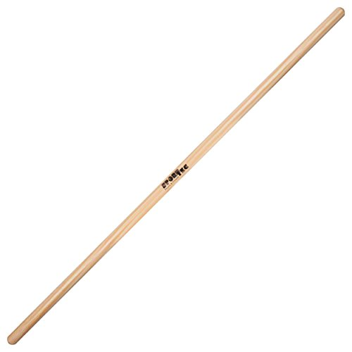 Sport-Tec Turnstab aus Holz, Gymnastik Stab, Trainingsstab, 280 g