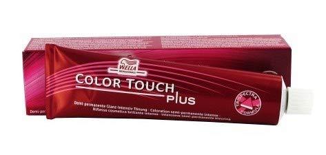 Color Touch Plus Intensivtönung 55/03 hellbraun intensiv natur gold