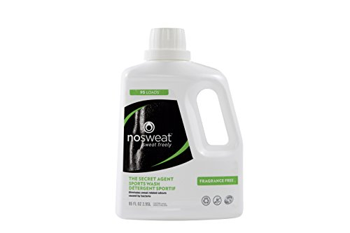 Product Image of the No Sweat High Efficiency Detergent - All Natural and Unscented, 95 fl. oz