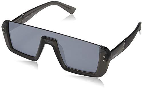 Diesel DL0248 20C 00 Monturas de gafas, Gris (Grigio/), 0.0 Unisex Adulto