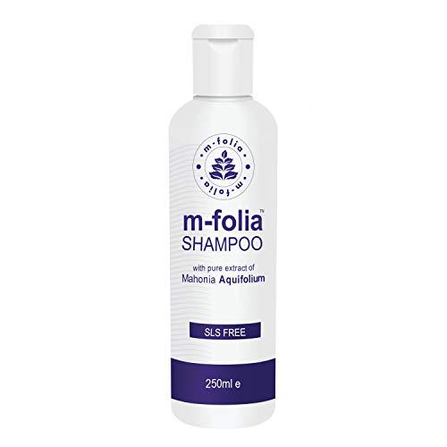 M-FOLIA Psoriasis Shampoo 250ml. Specially Formulated to help Rejuvenate,...