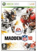 Madden NFL 2010 (Xbox 360) [Importación inglesa]