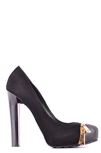 dsquared , Damen Sneaker Schwarz Schwarz 38 EU, Schwarz - Schwarz - Größe: 3Small