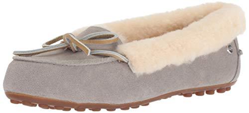 [UGG] Mocasines de Piel de Oveja W Solana Loafer Sello de los EEUU 5 (22 cm)