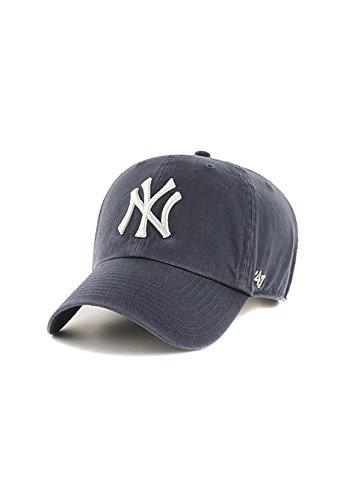 '47 Gorra de béisbol Unisex MLB New York Yankees Clean Up Azul...