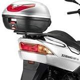 SR113M Portaequipajes trasero Givi Monolock Suzuki Burgman 250 Business 400 2001