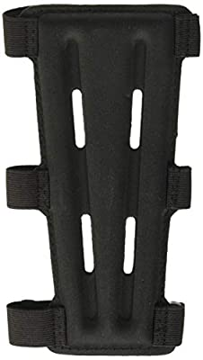 "SAS 8"" Armguard Archery Bow Range with 3-Strap Buckles"