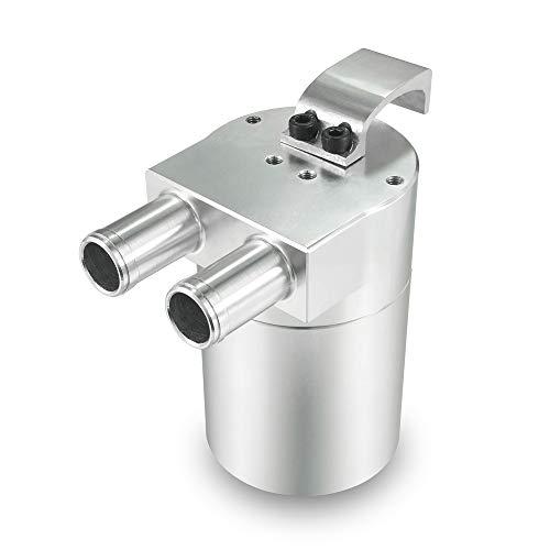 Heinmo Billet Aluminum Oil Catch Can Tank Bottle desconcertado para N54 335i 535i