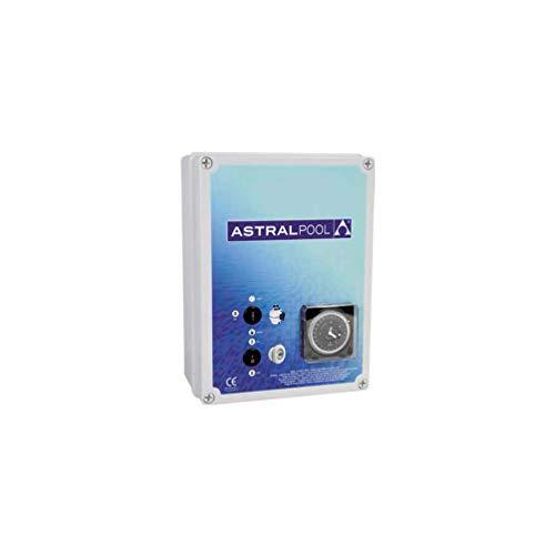 Astral - Coffret électrique Pour Filtration + 1 Projecteur 300 W 4 à 6 A