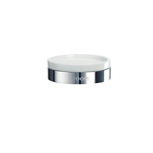 JOOP Bathroom - Chromeline - Seifenschale - Chrom / Keramik