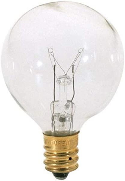 Tyler Candle And AmbiEscents Radiant Fragrance Warmer Replacement 25 Watt Light Bulb 4